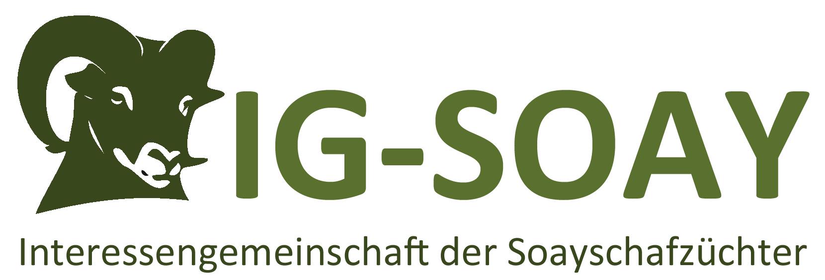 Logo der IG-Soay